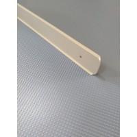 Стикова планка для стільниці LUXEFORM кутова колір RAL1019